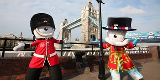 Mascots-at-tower-bridge
