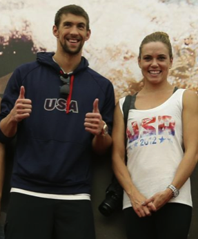 The King & Queen of Swimming - Natalie Coughlin & Michael ...