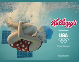 Kellogs-swimmer