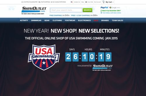 USA Swimming Shop_Coming Soon Graphic