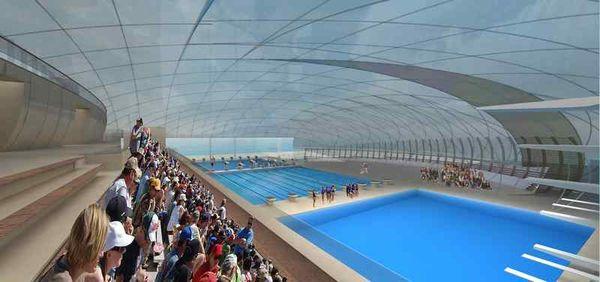 New Belmont Aquatic Center Design Revealed The17thman